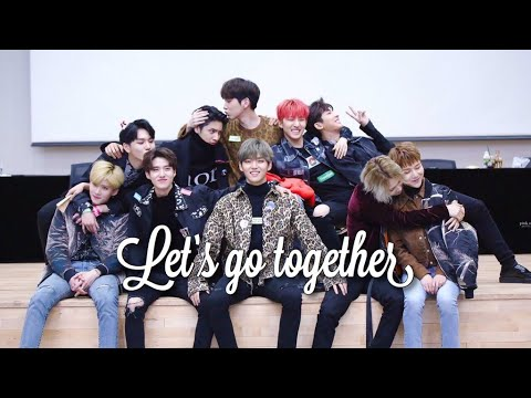 fmv || 2 years with pentagon - let's go together