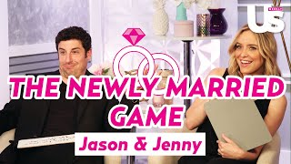 Jason Biggs Imagines How Wife Jenny Mollen Would Fare on 'The Bachelor'   The Newlywed Game