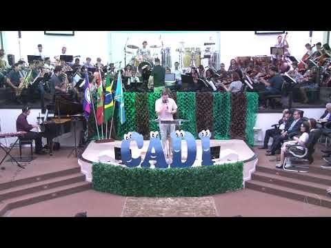 Orquestra Sinfônica Celebração - Espírito de adorador - 13 10 2019