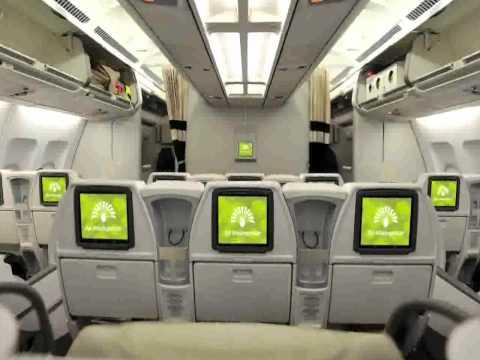 L'esprit A340 avec Air Madagascar