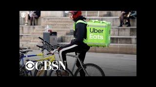 Uber prepares for $100 billion IPO