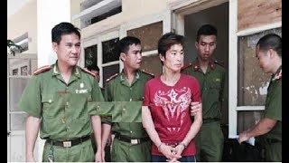 Hung thủ ra tòa lãnh án tiêm thuốc độc vẫn dặn người yêu giữ tiết đợi anh về