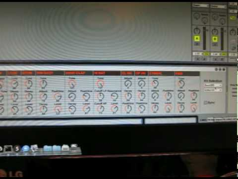 Max for Live - Step Sequencer - JoMoX AirBase99 Control