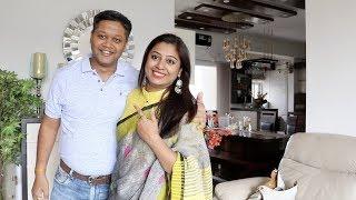 Indian vlogger Soumali || Puja m Good News and Bad News Konsa Phle Sunoge!!!!