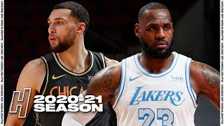 Los Angeles Lakers vs Chicago Bulls - Full Game Highlights | January 23, 2021 | 2020-21 NBA Season