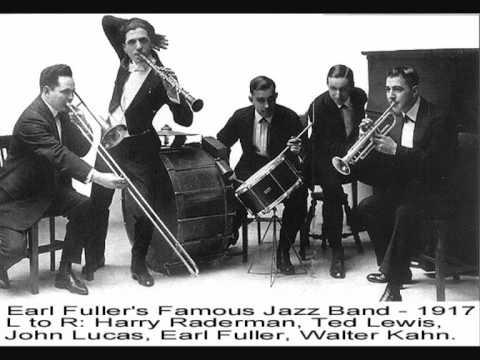 Jazz De Luxe - Earl Fuller's Famous Jazz Band online metal music video by EARL FULLER