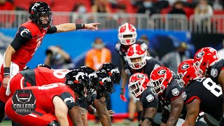 Peach Bowl Highlights: Georgia Bulldogs vs. Cincinnati Bearcats | ESPN College Football