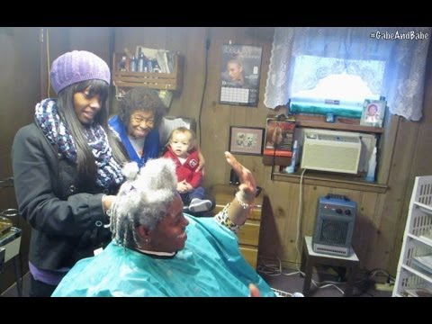 Beauty Shop Fun ~ November 23, 2013 ~ GabeBabeTV - Smashpipe People