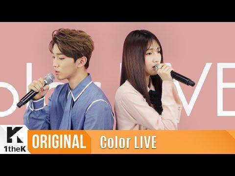 Color LIVE(컬러라이브): Joo Chan(주찬), So Yoon(소윤) _ No one like you(너 같은 사람 없더라)