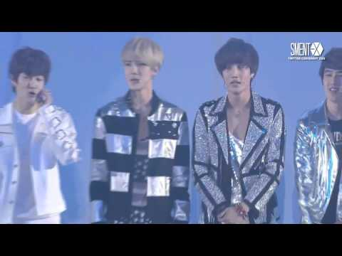 [HD] 130205 EXO-K - PyeongChang Winter Olympics Closing Ceremony FULL CUT