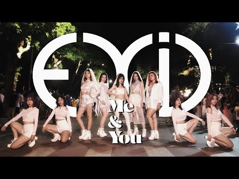 [GHOST BRIDE 👻 IN PUBLIC] EXID(이엑스아이디) - 'ME&YOU (미앤유)' | DANCE COVER by Cli-max Crew from Vietnam