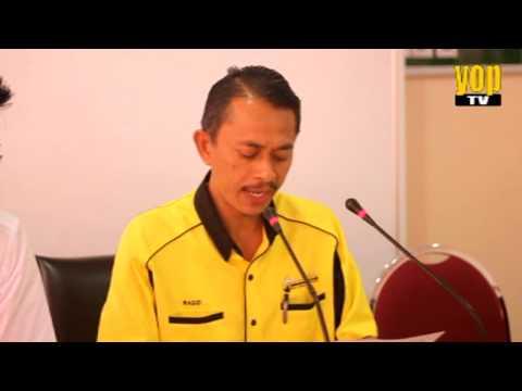 Bayaran parkir membebankan, peniaga Medan Gopeng bantah