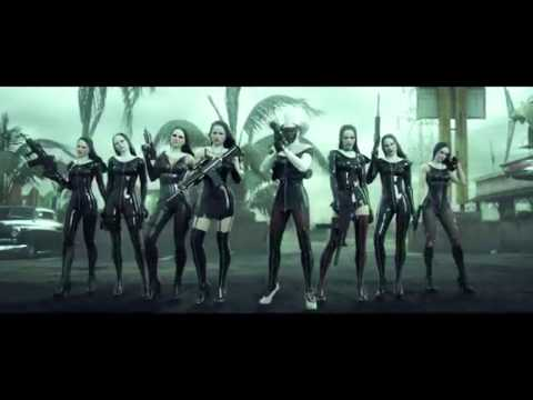 HITMAN: ABSOLUTION Attack of the Saints Trailer with Ave Maria Theme