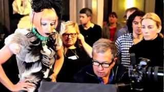 Lady Gaga - VOGUE 2011 (Photoshoot By Mario Testino)