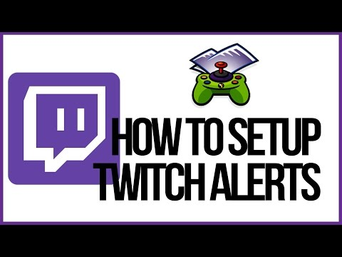 EASY Setup! [ TWITCHALERTS + OBS ] Follow Alert!, Donation Alert!, and Donation Goal!