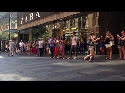 La Bamba @ Pitt Street Mall Sydney