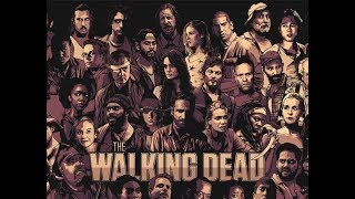 The Walking Dead -- All Human/Animal Deaths (SEASONS 1 TO 7)