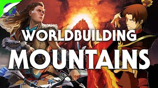 On Worldbuilding: Mountains in Fantasy Maps! [ ASOIAF | Dune | Stormlight ]