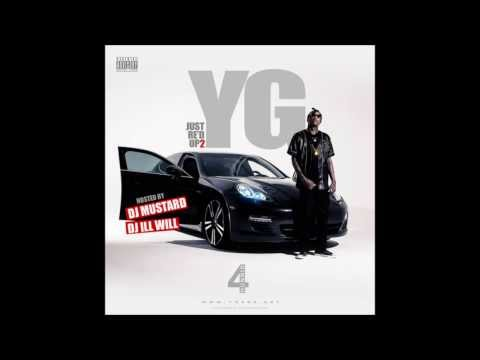 Baixar YG - Im A Real 1 (Just Red Up 2 The Mixtape)