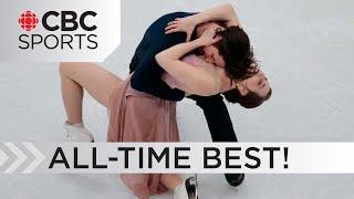 Tessa Virtue, Scott Moir Free Dance at the 2017 World Championships