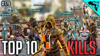 1v9 CLUTCH - For Honor Top 10 Epic Moments & Kills in World's Best Clips the Week - WBCW 179 SM64
