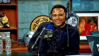 """Black-ish"" Star Anthony Anderson Joins The Dan Patrick Show In-Studio 
