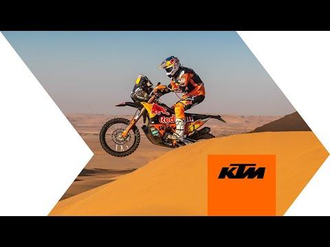 Red Bull KTM Factory Racing - 2020 Dakar Rally - KTM