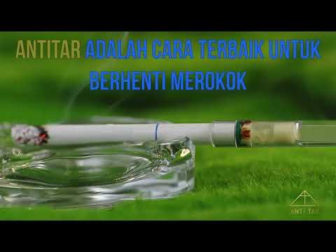 ANTITAR Filter Rokok Pengangkap Tar Racun