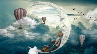 SLEEP Music for Children | FLOATING IN THE SKY | Meditation Music for Kids | Kids Relaxation