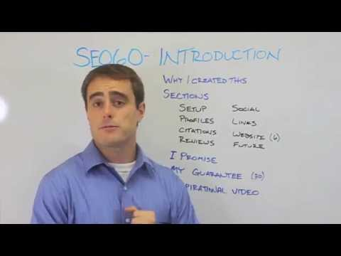 Insurance Agency SEO 60 - Clips From Training Video