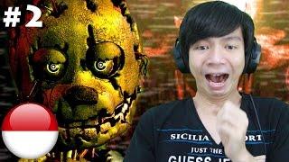 BANTU GW !!! - Five Nights at Freddy's 3 - Part 2 Night 2