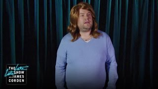 'La La Land' Audition: James Corden's Ode to the Oscars