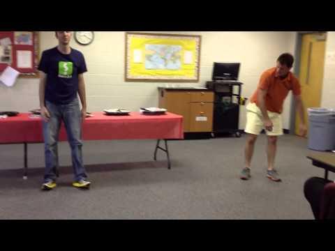 Slamdot's Daniel Monday relates breakdancing to web development