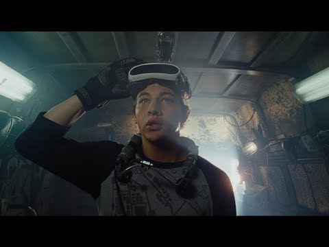 Read Player One - Official Trailer 1
