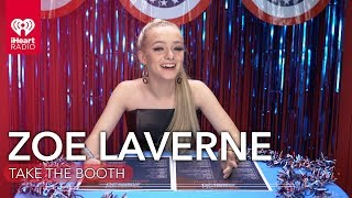 "Zoe Laverne Takes ""The Booth"" For The 2020 iHeartRadio Music Awards!"