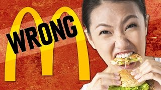 6 Ways You're Eating McDonald's Wrong