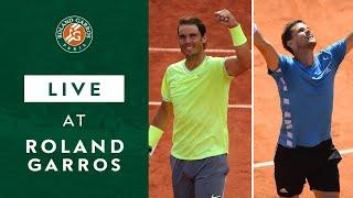 Special Men's singles final - Live at Roland-Garros #16 - Daily Show | Roland-Garros 2019