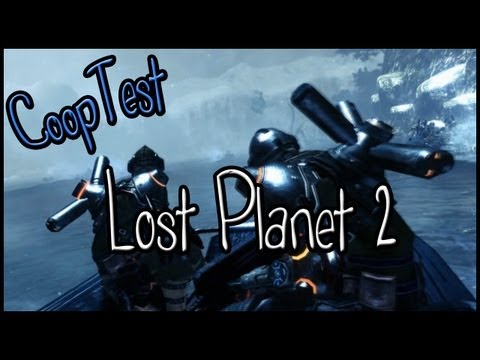 Lost Planet 2 - FR CoOp Gameplay [MoiCoopToi] - YouTube