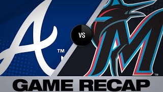 Albies' grand slam leads Braves to win - 5/4/19