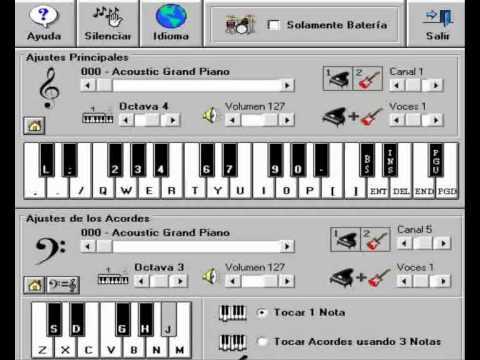 Amigos Con Derechos - Hory.B (Piano Electronico 2.5)