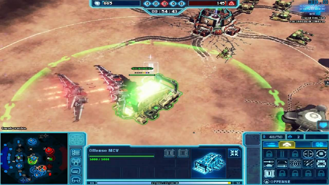 Command & conquer 4 gameplay (pc) hd youtube.