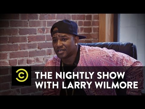 The Nightly Show Hires Cam'ron For Human Resources