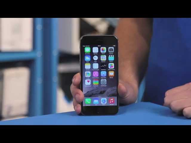 Belsimpel.nl-productvideo voor de Apple iPhone 6 128GB Black