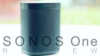 SONOS One Review: The Best Smart Speaker