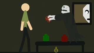 Eyes The Horror Game #2 - Stick Nodes Horror Animation