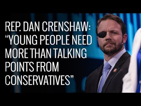 A Conversation with Rep. Dan Crenshaw | The Daily Signal
