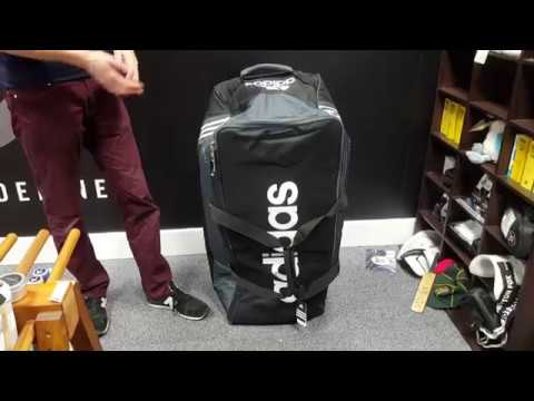 Adidas Libro 1.0 Large Wheelie Cricket Bag