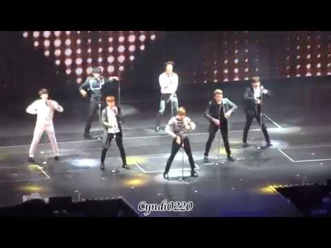 141130 SS6 in Taiwan - This Is Love + Evanesce (白日夢)