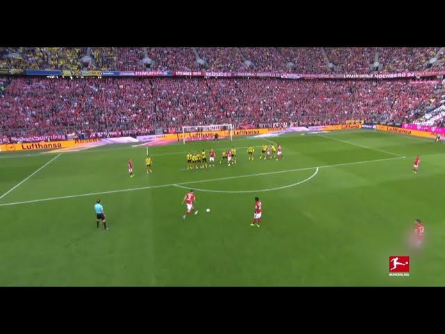 Der Klassiker: Top 10 goals feat. FC Bayern Munchen