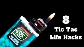 Top 8 sáng tạo với hộp kẹo TIC TAC